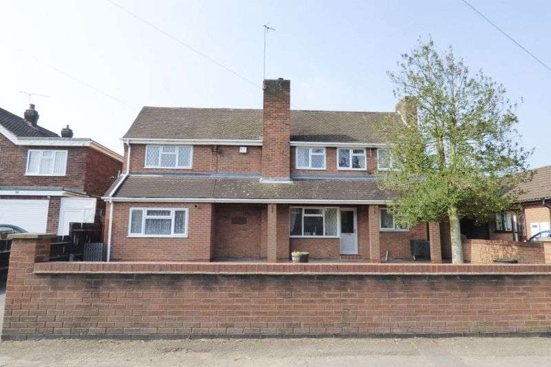 5 Bedrooms Detached House for sale in This unique detached residence benefits from five bedrooms and it is situated within Keresley conveniently located close to local shops and within the