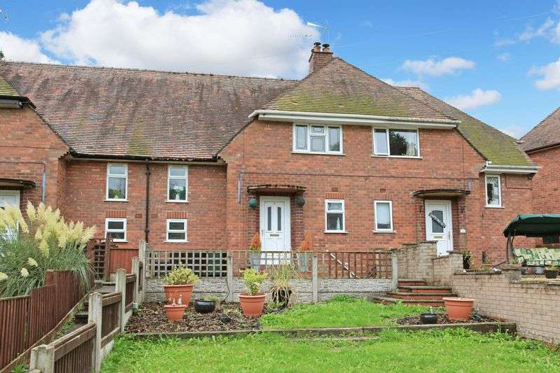 4 Bedrooms Terraced House for sale in Havelock Crescent, Much Wenlock