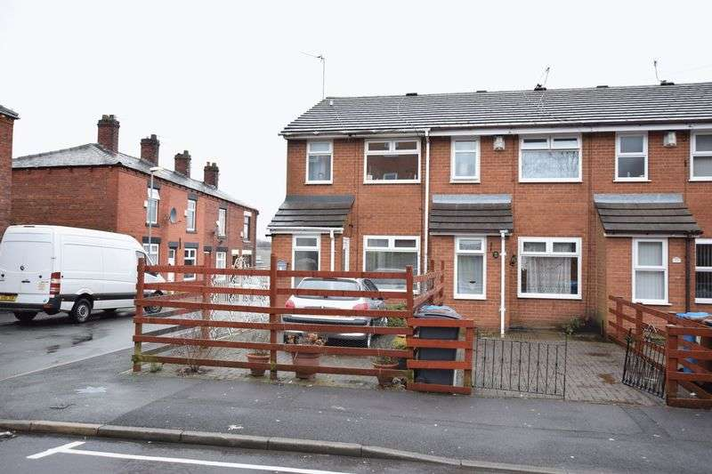 2 Bedrooms Terraced House for sale in Montreal Street, Hathershaw, Oldham