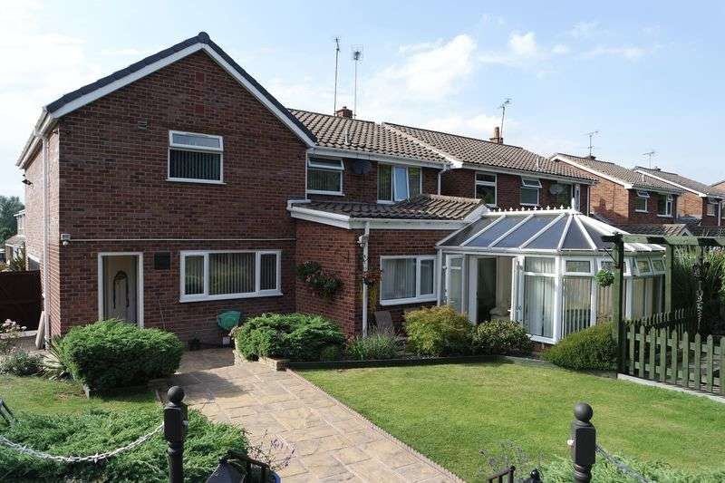 4 Bedrooms Detached House for sale in The Paddocks, Mansfield Woodhouse