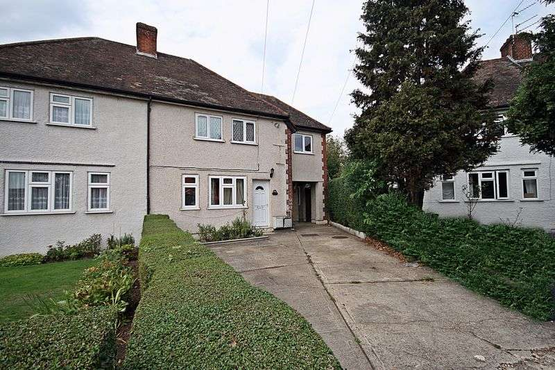 2 Bedrooms Flat for sale in Alperton Lane, Wembley