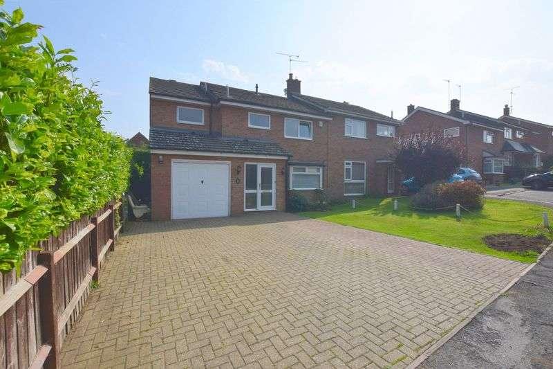 4 Bedrooms Semi Detached House for sale in Salden Close, Drayton Parslow, Milton Keynes