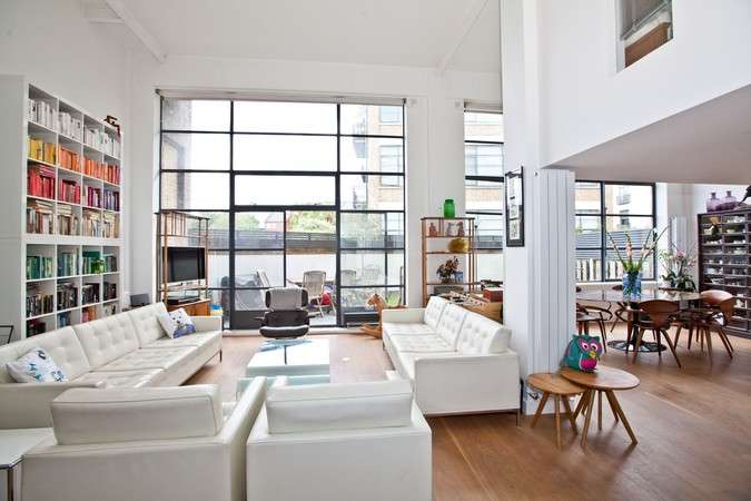 3 Bedrooms Flat for sale in Chiswick Green Studios, Chiswick
