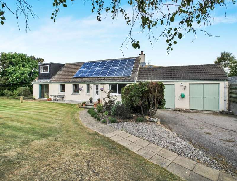 4 Bedrooms Detached Bungalow for sale in Chinook Gowanbank Place, Hilton, Tain, IV20