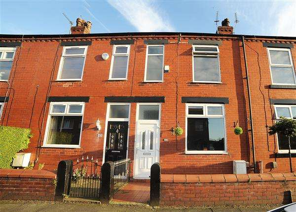 2 Bedrooms Terraced House for sale in 65 Belgrave Road, Cadishead, M44 5ZH