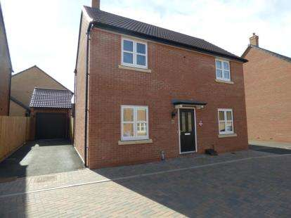 4 Bedrooms Detached House for sale in Cygnet Place, Ivy Bank, Witham, Lincolnshire
