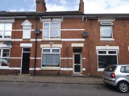 3 Bedrooms House for sale in Regent Street, Kettering, Northamptonshire, England