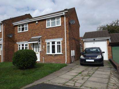 3 Bedrooms Semi Detached House for sale in Welland Grove, Willenhall, West Midlands