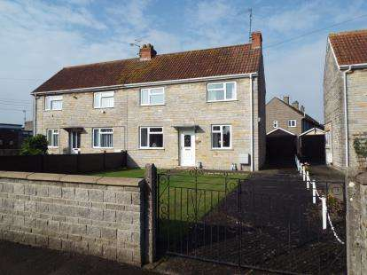 3 Bedrooms Semi Detached House for sale in Somerton, Somerset