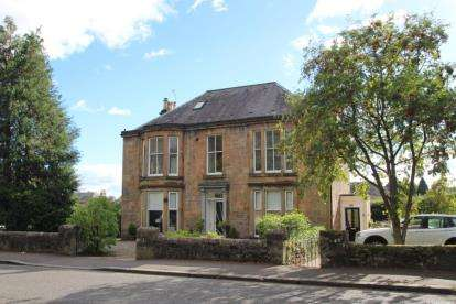 3 Bedrooms Flat for sale in Henderson Street, Bridge of Allan