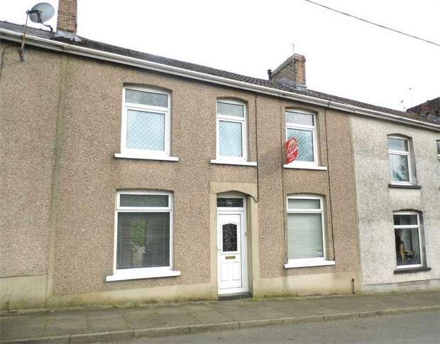 3 Bedrooms Terraced House for sale in High Street, Heol Y Cyw, Bridgend, Mid Glamorgan