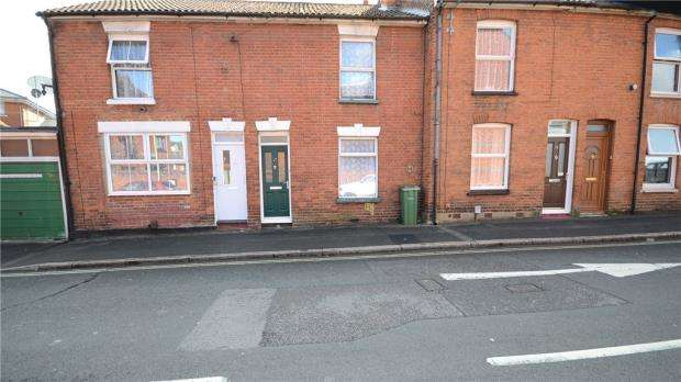 2 Bedrooms Terraced House for sale in Birchett Road, Aldershot, Hampshire