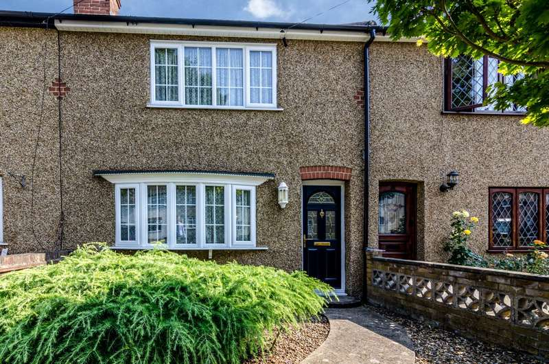 3 Bedrooms Terraced House for sale in Dawson Avenue, Orpington, BR5 3AY