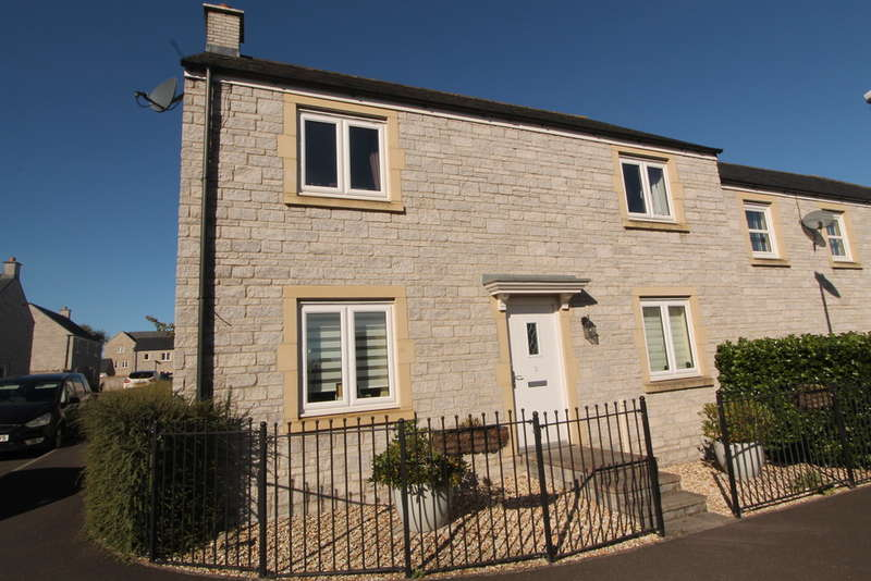 4 Bedrooms Semi Detached House for sale in Paulton, Near Bristol