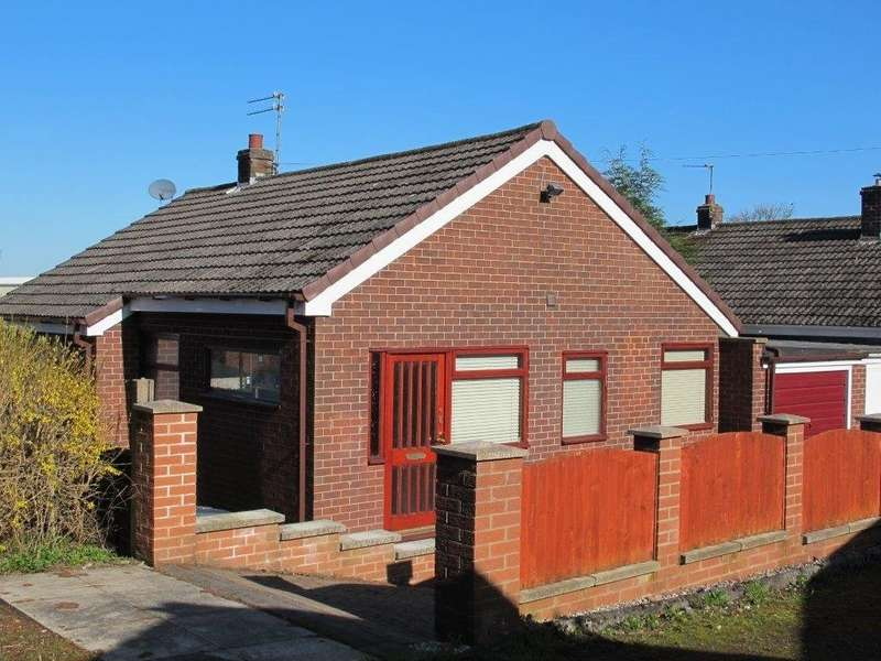 3 Bedrooms Detached Bungalow for sale in 6 The Knoll, Shaw