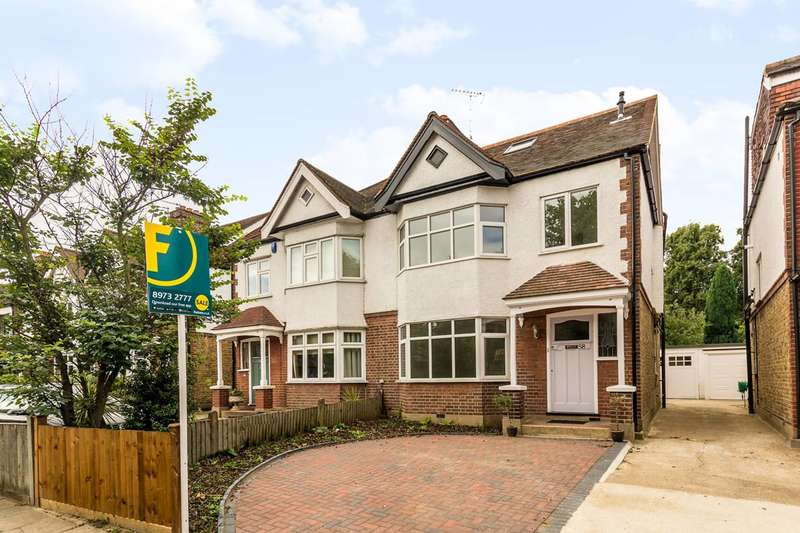 4 Bedrooms House for sale in Strawberry Vale, Twickenham, TW1