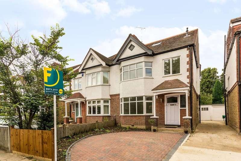 4 Bedrooms House for sale in Strawberry Vale, Twickenham, TW1