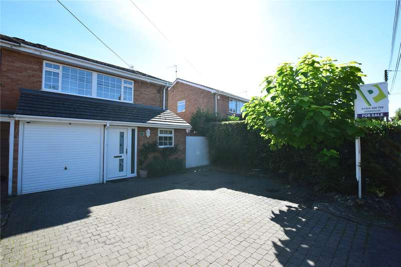 4 Bedrooms Semi Detached House for sale in Rose Hill, Binfield, Berkshire, RG42