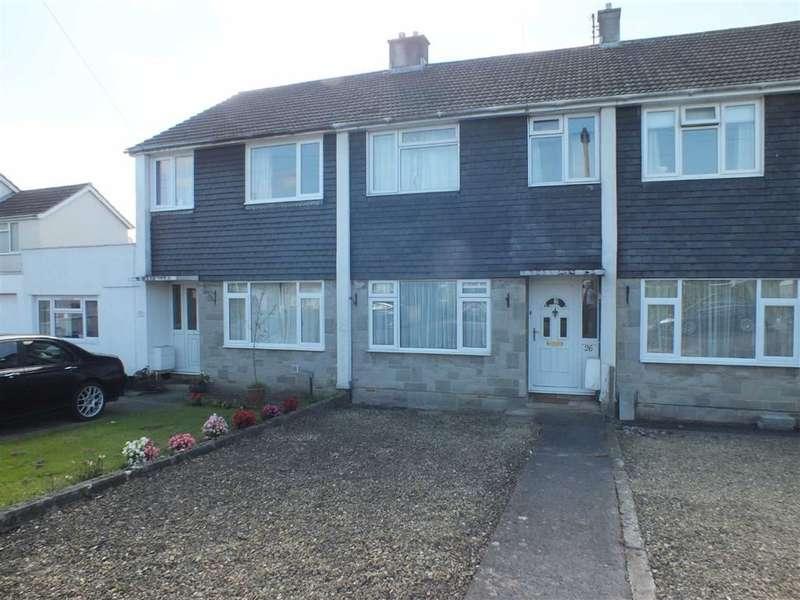 3 Bedrooms Property for sale in Burnett Road, Trowbridge, Wiltshire, BA14