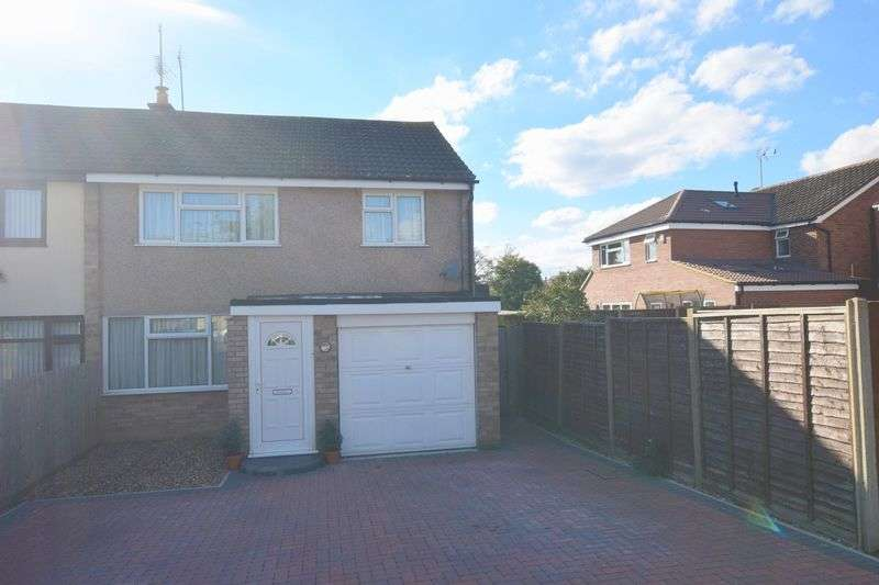 3 Bedrooms Semi Detached House for sale in Cottingham Grove, Bletchley, Milton Keynes