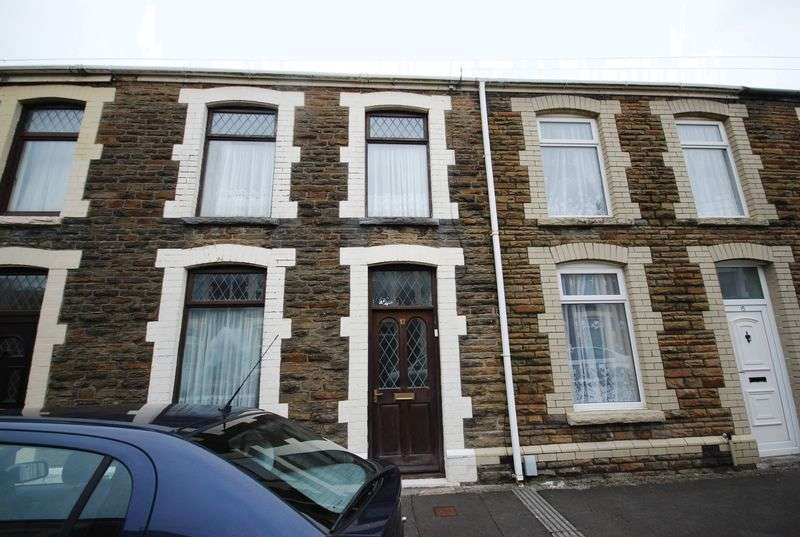 2 Bedrooms Terraced House for sale in 17 Collins Street, Briton Ferry, Neath, SA11 2HH