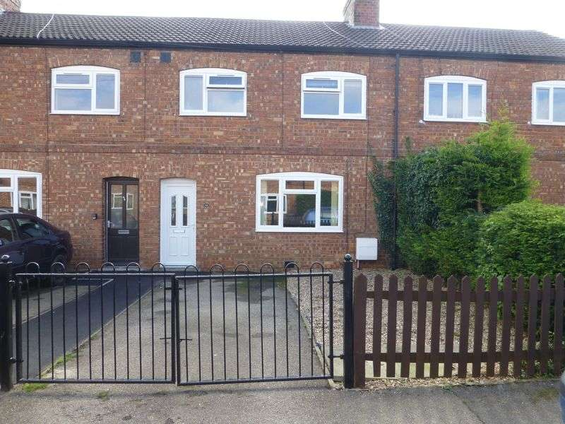 3 Bedrooms Terraced House for sale in George Street, Sleaford