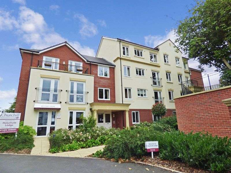 1 Bedroom Retirement Property for sale in Holyshute Lodge, Honiton
