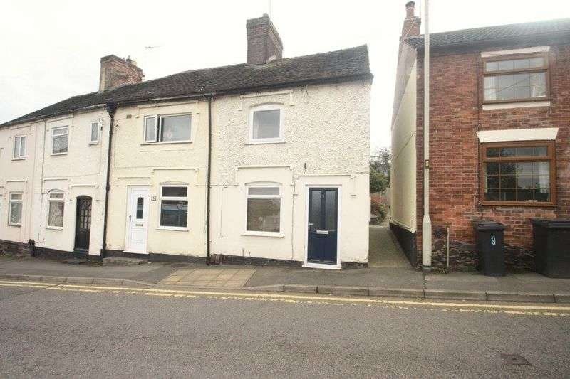 2 Bedrooms Terraced House for sale in Brooks Lane, Whitwick