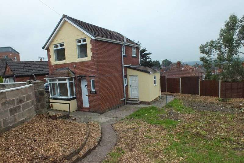 3 Bedrooms Detached House for sale in Ambleside Place, Off High Lane, Stoke-On-Trent