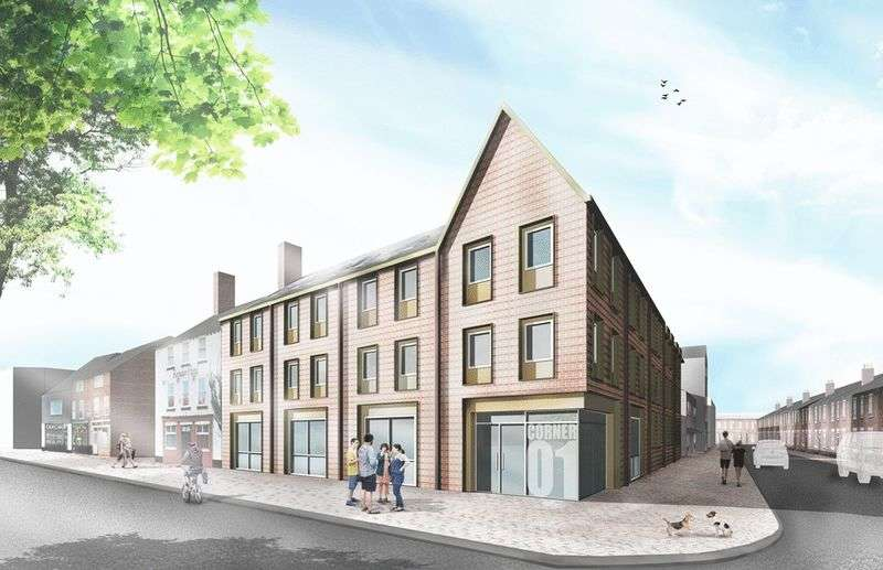 1 Bedroom Flat for sale in High Street, Lincoln