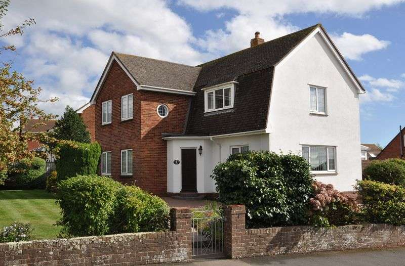 3 Bedrooms Detached House for sale in Oldfields, Exmouth