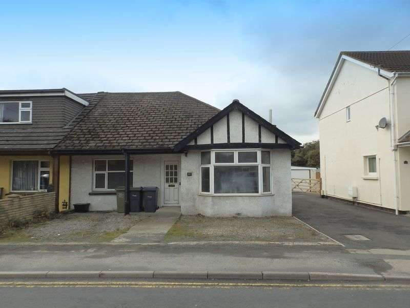 2 Bedrooms Semi Detached Bungalow for sale in New Road, Royal Wootton Bassett