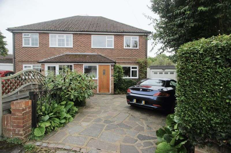 3 Bedrooms Semi Detached House for sale in Langley Vale