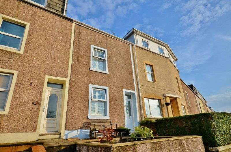 2 Bedrooms Terraced House for sale in Albert Terrace, Whitehaven