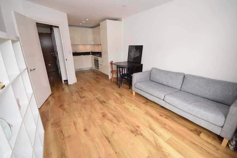 1 Bedroom Flat for sale in No 1 Street, London, London, SE18