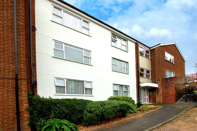 2 Bedrooms Flat for sale in Hargreaves Court, Parry Road, Kidderminster, DY11 6LZ
