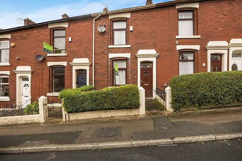 2 Bedrooms Property for sale in Abbotsford Avenue, Blackburn, BB2
