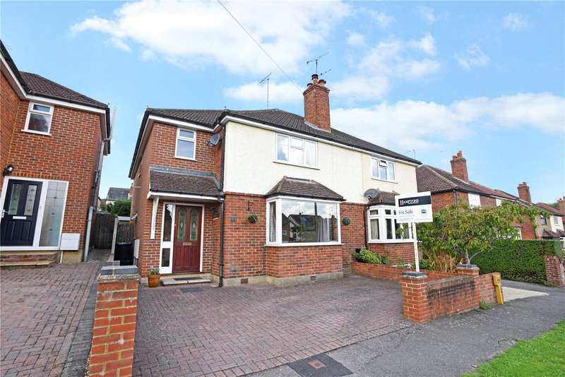 3 Bedrooms Semi Detached House for sale in Ashley Road, Westcott, Dorking, Surrey, RH4