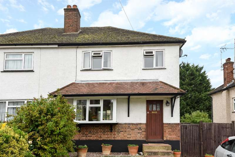 3 Bedrooms Semi Detached House for sale in Rochester Road, Northwood, Middlesex, HA6