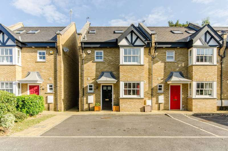 4 Bedrooms House for sale in Woodland Mews, Streatham, SW16
