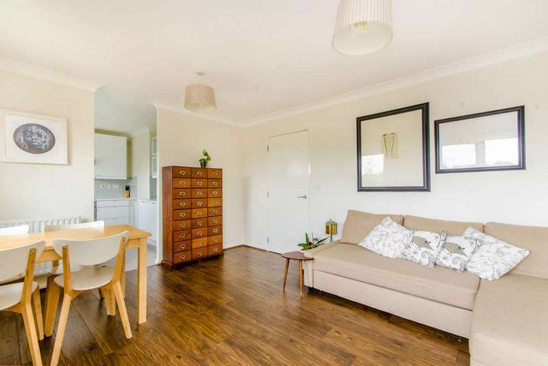 2 Bedrooms Flat for sale in Church Road, Islington, N1