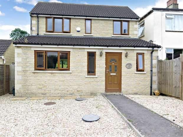 3 Bedrooms Detached House for sale in Springfield Place, Radstock