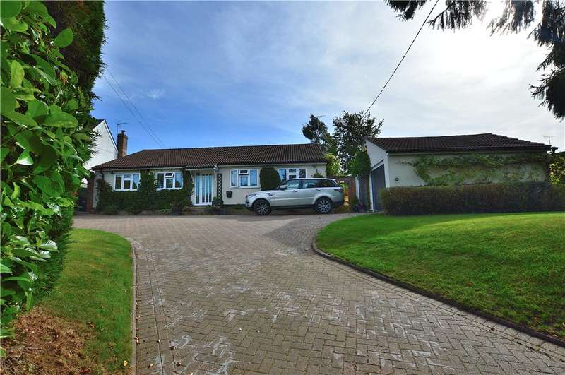 4 Bedrooms Detached Bungalow for sale in Henham