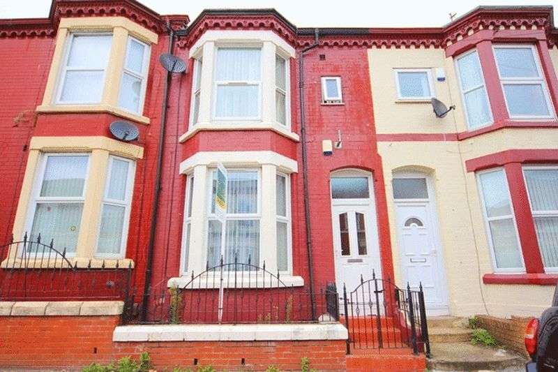 3 Bedrooms Terraced House for sale in Brae Street, Kensington, Liverpool, L7