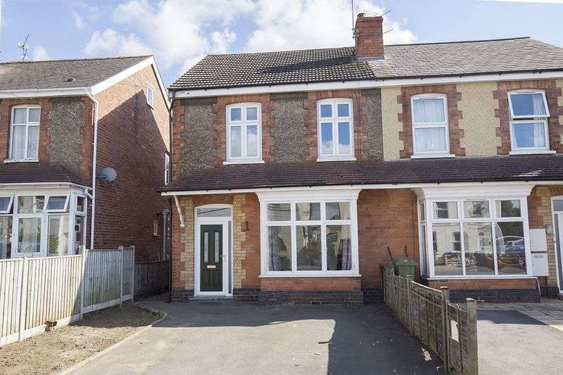 3 Bedrooms Semi Detached House for sale in Prestbury Road, Cheltenham