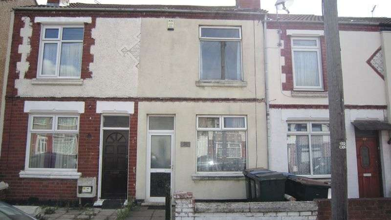 2 Bedrooms Terraced House for sale in Fisher Road, Foleshill, Coventry