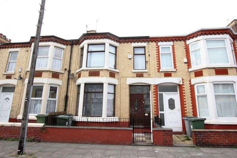 3 Bedrooms Terraced House for sale in Clarence Road, Wallasey, Wirral