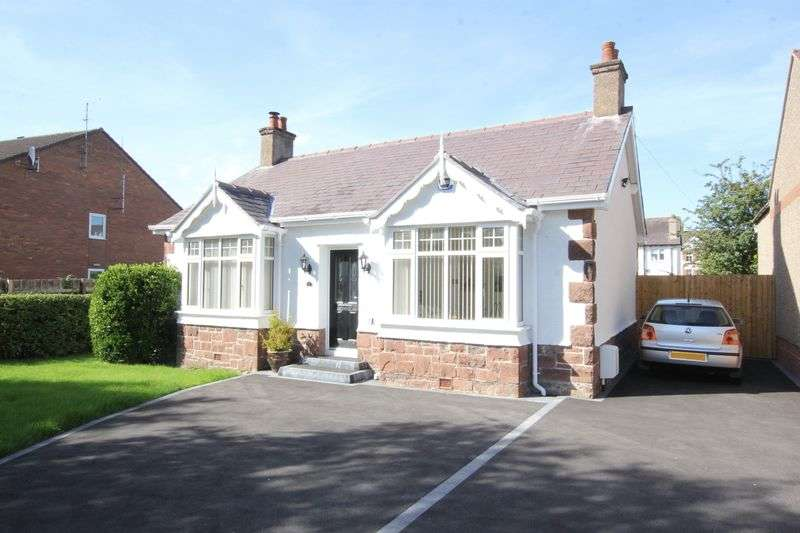 3 Bedrooms Detached Bungalow for sale in Rock Avenue, Wirral