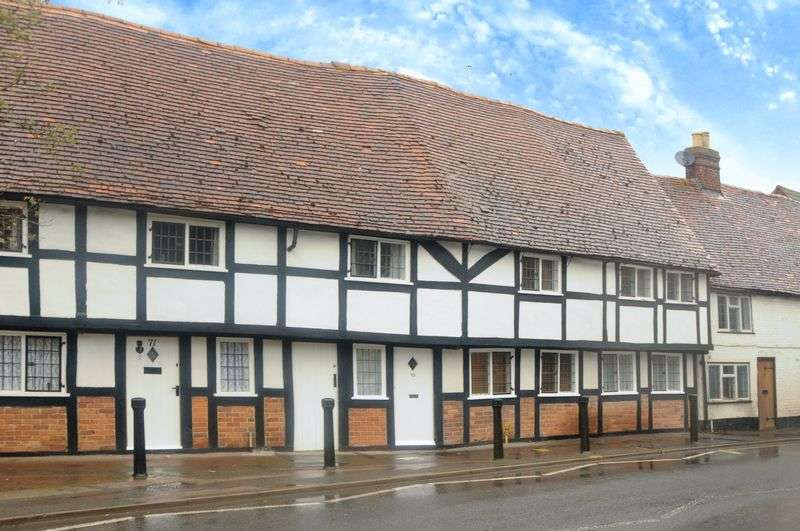 4 Bedrooms Terraced House for sale in Grove Street, Wantage