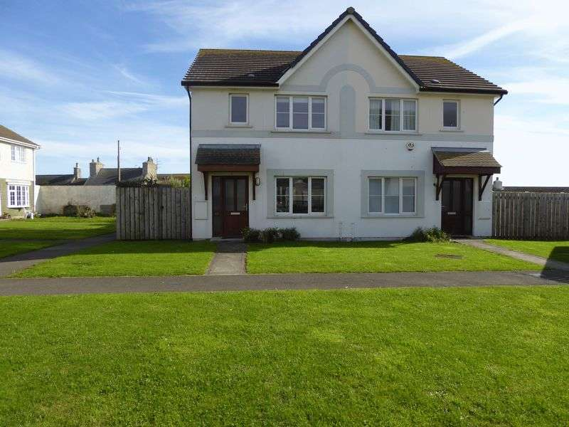 3 Bedrooms Semi Detached House for sale in 60 Scarlet Road, Castletown